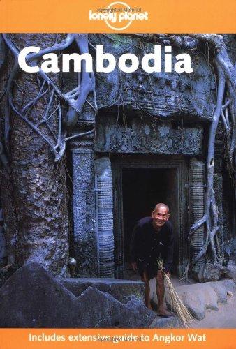 Lonely Planet Cambodia 4/E