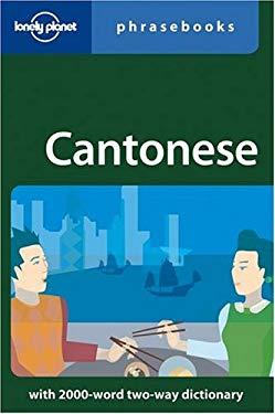 Lonely Planet Cantonese Phrasebook 9781740590747