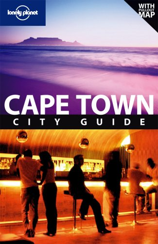 Lonely Planet Cape Town City Guide [With Pullout Map] 9781741048919