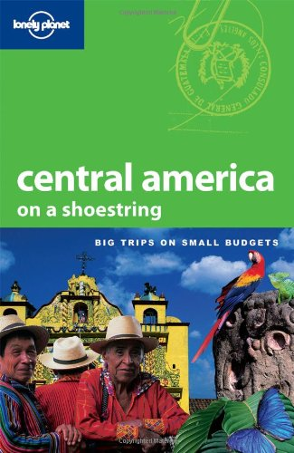 Lonely Planet Central America 9781741040296