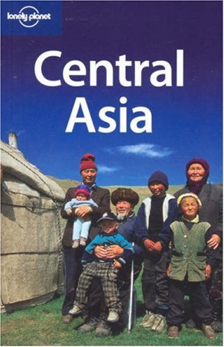 Lonely Planet Central Asia 9781741046144