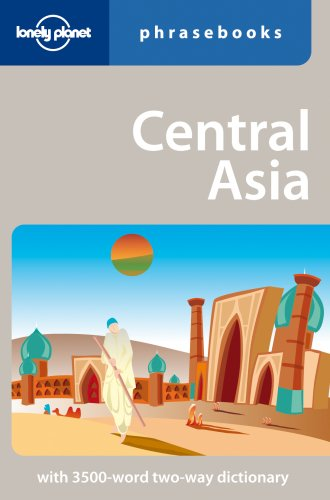 Lonely Planet Central Asia Phrasebook 9781740591140