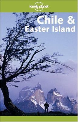 Lonely Planet Chile & Easter Island 9781740591164
