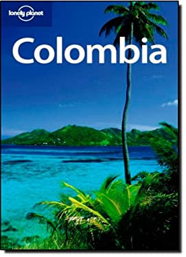 Lonely Planet Colombia 9781741048278