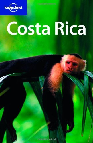 Lonely Planet Costa Rica 9781741048858
