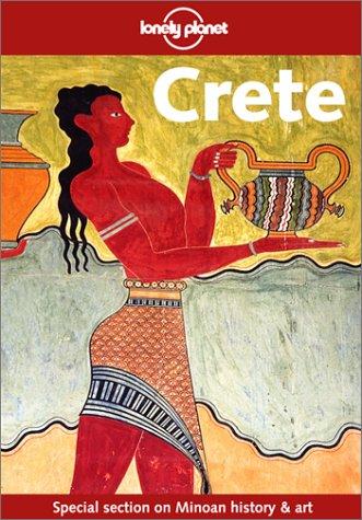 Lonely Planet Crete 9781740590495