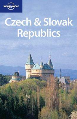Lonely Planet Czech & Slovak Republics 9781741040463