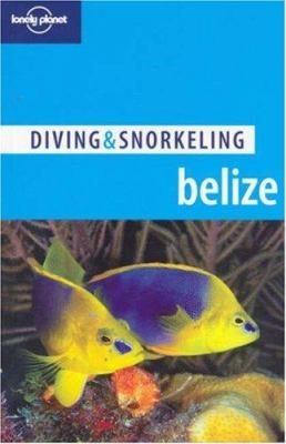Lonely Planet Diving & Snorkeling Belize 9781740595315