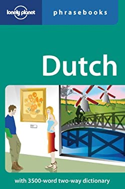 Lonely Planet Dutch Phrasebook 9781741791808