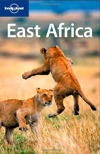 Lonely Planet East Africa 9781741047691