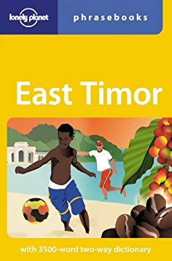 Lonely Planet East Timor Phrasebook 9781741040548