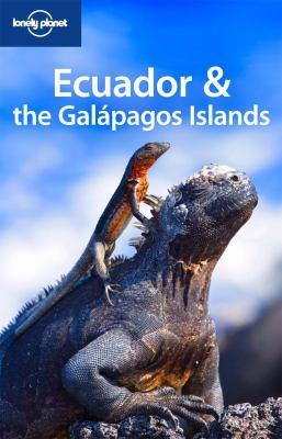 Lonely Planet Ecuador & the Galapagos Islands 9781741048285