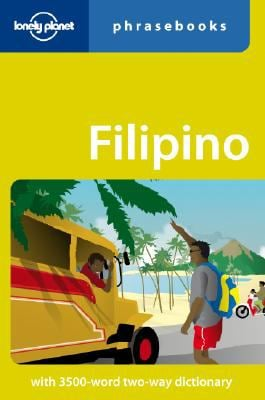 Lonely Planet Filipino Phrasebook 9781741045819