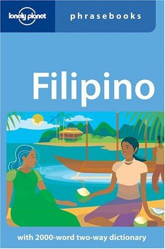 Lonely Planet Filipino Phrasebook 9781740592123