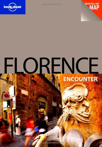 Lonely Planet Florence Encounter [With Map] 9781741047172