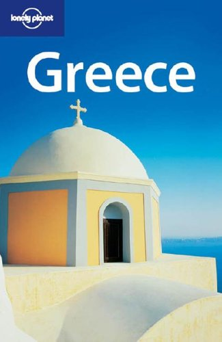 Lonely Planet Greece 9781740594707