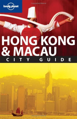 lonely planet hong kong guide