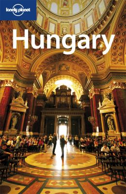 Lonely Planet Hungary 9781741046946