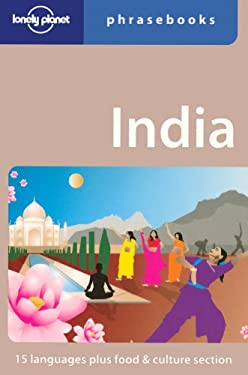 Lonely Planet India Phrasebook 9781741791419