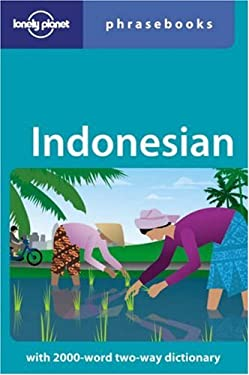 Lonely Planet Indonesian Phrasebook 9781740592970
