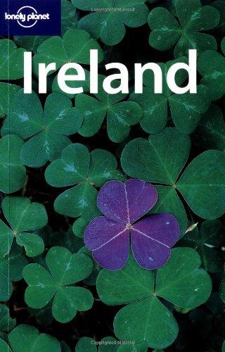 Lonely Planet Ireland 9781741040784