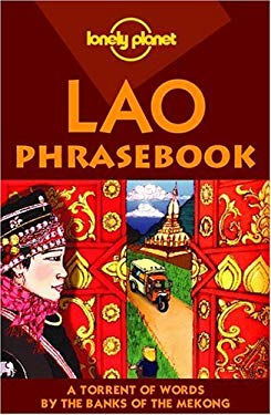 Lonely Planet Lao Phrasebook 9781740591683