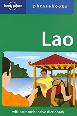 Lonely Planet Lao Phrasebook 9781740594929