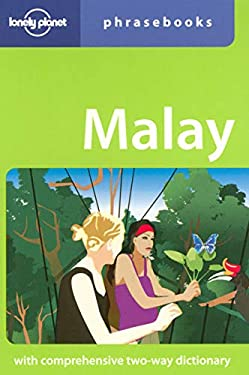 Lonely Planet Malay Phrasebook 9781740594943