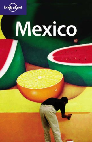 Lonely Planet Mexico 9781740597449