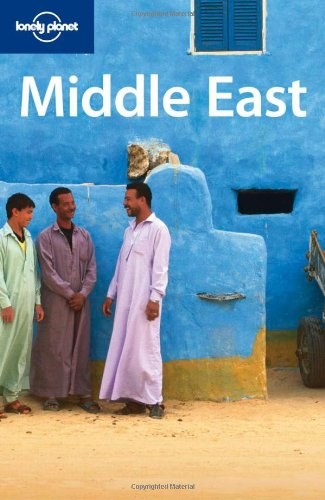 Lonely Planet Middle East 9781741046922