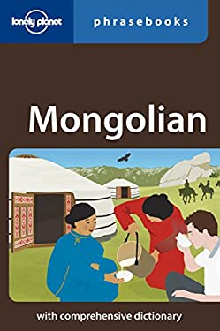 Lonely Planet Mongolian Phrasebook 9781740591867