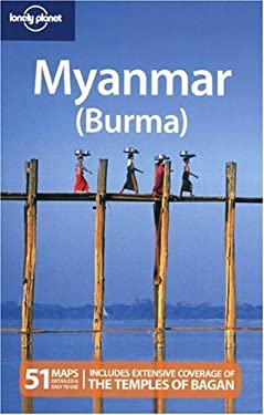 Lonely Planet Myanmar (Burma) 9781741047189