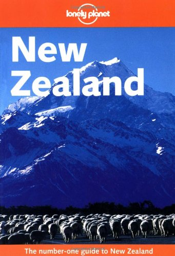 Lonely Planet New Zealand 9781740591966