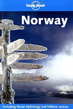 Lonely Planet Norway 2/E 9781740592000