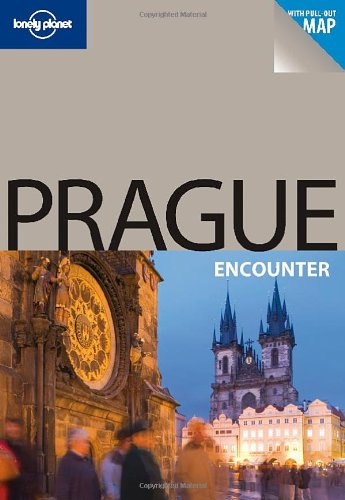 Lonely Planet Prague Encounter 9781741792911