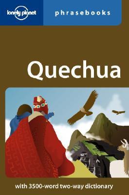 Lonely Planet Quechua Phrasebook 9781740597708
