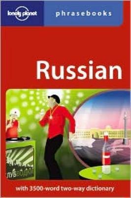 Lonel Russian Phrasebook 9781741046885