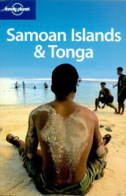 Lonely Planet Samoan Islands & Tonga 9781741045239
