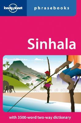 Lonely Planet Sinhala Phrasebook 9781741041606