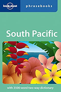 Lonely Planet South Pacific Phrasebook 9781741041668