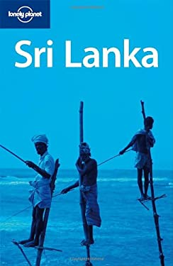 Lonely Planet Sri Lanka 9781741048353