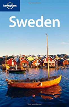 Lonely Planet Sweden 9781741047752