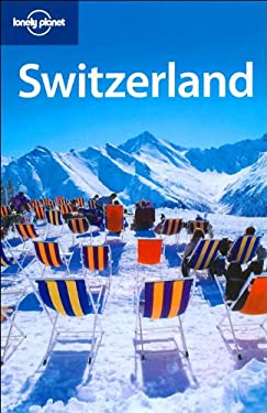 Lonely Planet Switzerland 9781740597623
