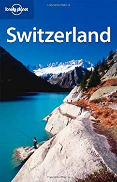 Lonely Planet Switzerland 9781741047851