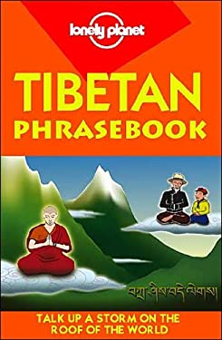 Lonely Planet Tibetan Phrasebook 9781740592338