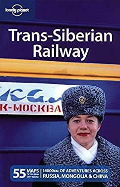 Lonely Planet Trans-Siberian Railway 9781741041354