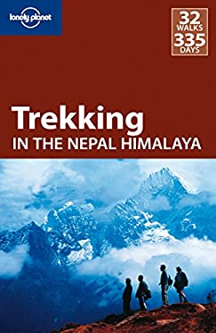 Lonely Planet Trekking in the Nepal Himalaya 9781741041880