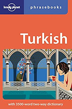 Lonely Planet Turkish Phrasebook 9781741045826