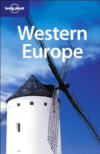 Lonely Planet Western Europe 9781741042344