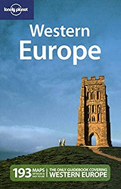 Lonely Planet Western Europe 9781741049176